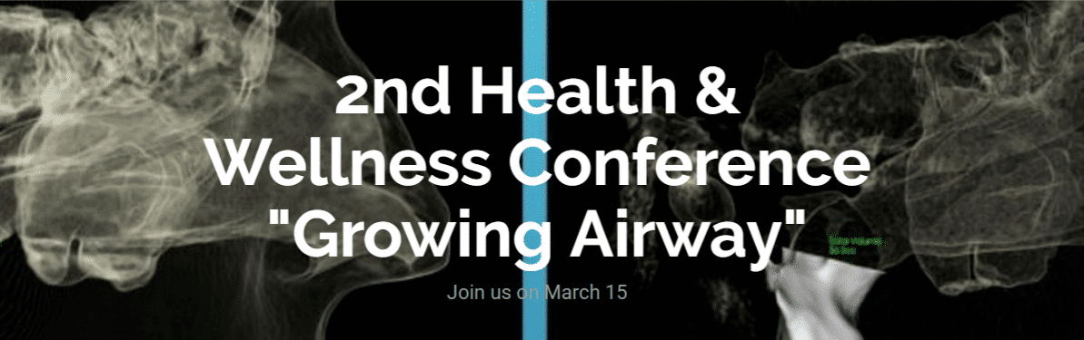 Health & Conference - Growing Airway fair