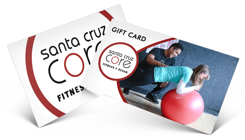 Santa Cruz Core Gift Cards